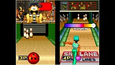 ACA NEOGEO LEAGUE BOWLING Screenshot 1