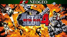 ACA NEOGEO METAL SLUG 4 Screenshot 5