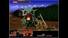ACA NEOGEO CROSSED SWORDS Screenshot 2