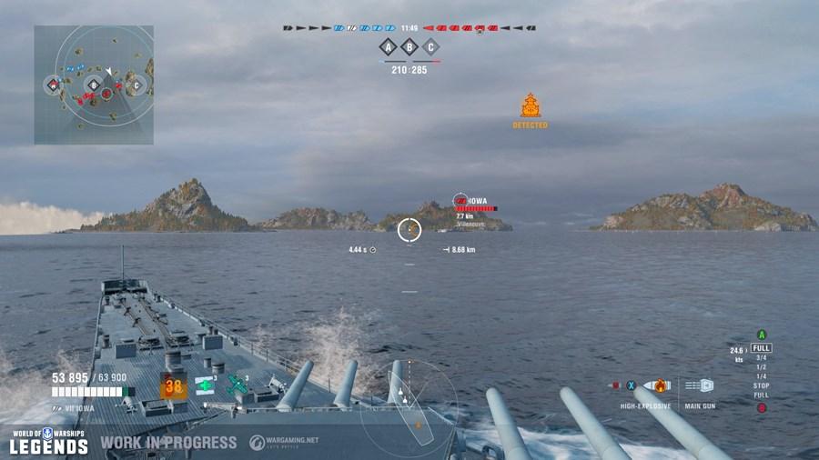 World of Warships: Legends Screenshots