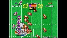 ACA NEOGEO FOOTBALL FRENZY Screenshot 1