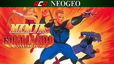 ACA NEOGEO NINJA COMMANDO Screenshot 6