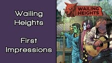 Wailing Heights Screenshot 1