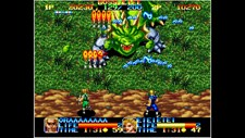 ACA NEOGEO NINJA COMMANDO Screenshot 2