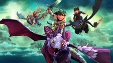 DreamWorks Dragons Dawn of New Riders Screenshot 5