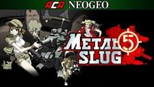ACA NEOGEO METAL SLUG 5 Screenshot 6