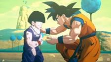 Dragon Ball Game Project Z Screenshot 1