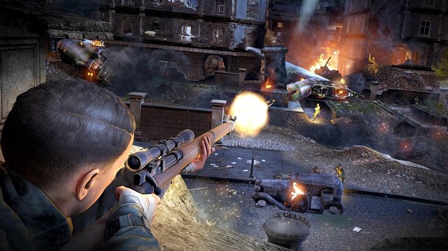 Sniper Elite V2 Remastered Screenshots