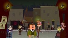 Adventures of Bertram Fiddle 1: A Dreadly Business Screenshot 1
