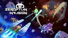 Zeroptian Invasion Screenshot 1