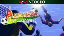 ACA NEOGEO PLEASURE GOAL: 5 ON 5 MINI SOCCER (Win 10) Screenshot 2