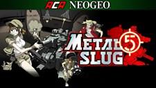 ACA NEOGEO METAL SLUG 5 (Win 10) Screenshot 2