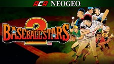 ACA NEOGEO BASEBALL STARS 2 (Win 10) Screenshot 2