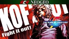 ACA NEOGEO THE KING OF FIGHTERS 2001 Screenshot 1