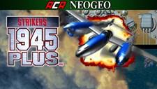ACA NEOGEO STRIKERS 1945 PLUS Screenshot 1