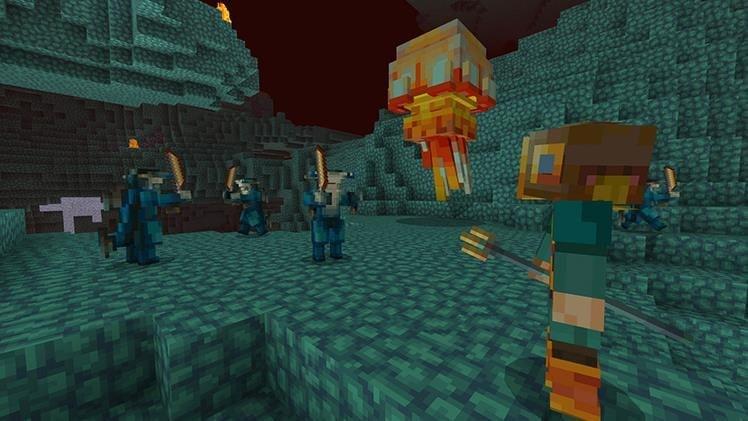 Minecraft News, Achievements, Screenshots and Trailers