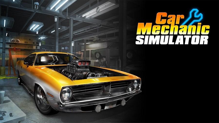 Car Mechanic Simulator Screenshots