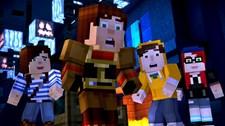 Minecraft: Story Mode - A Telltale Games Series (Xbox 360) Screenshot 1