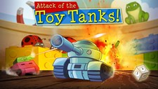 Attack of the Toy Tanks Screenshot 1
