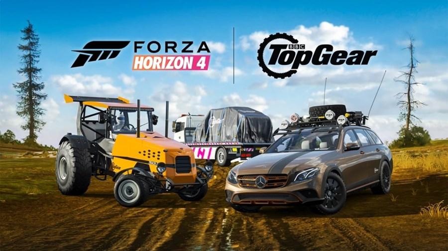 Forza Horizon 4 News, Achievements, Screenshots and Trailers