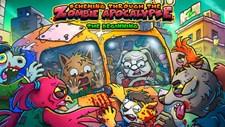 Scheming Through The Zombie Apocalypse: The Beginning Screenshot 1
