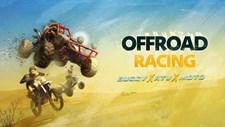 Offroad Racing - Buggy X ATV X Moto Screenshot 1