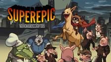 SuperEpic: The Entertainment War Screenshot 1