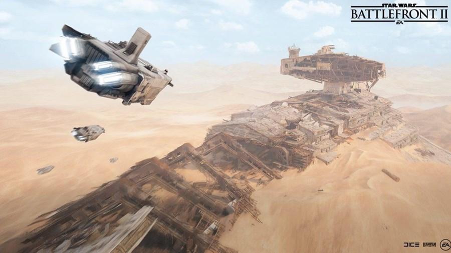 Star Wars Battlefront II News and Videos | TrueAchievements