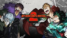 MY HERO ONE'S JUSTICE 2 Screenshot 2