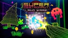 Super Destronaut: Land Wars Screenshot 1