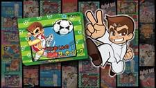 Kunio-kun's Nekketsu Soccer League Screenshot 1