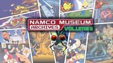 NAMCO MUSEUM ARCHIVES Vol 2 Screenshot 2