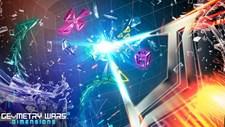 Geometry Wars³: Dimensions (Xbox 360) Screenshot 1