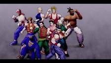 Virtua Fighter 2 Screenshot 1