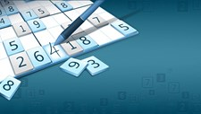 Microsoft Sudoku (Win 8) Screenshot 1