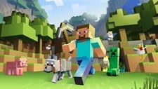 Minecraft (Apple TV) Screenshot 1