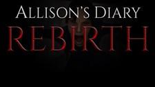 Allison's Diary: Rebirth Screenshot 1