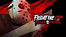 Friday the 13th: Killer Puzzle Screenshot 1