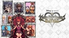 KINGDOM HEARTS Melody of Memory Screenshot 1