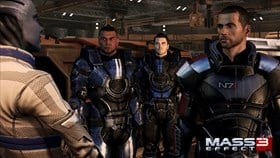 BioWare Hard At Work On Mass Effect 3