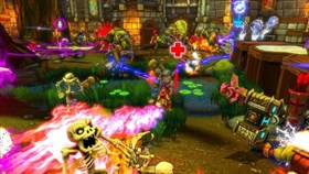 New Dungeon Defenders Screenshots