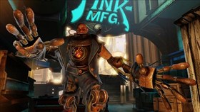 Two New Bioshock Infinite Screens Released