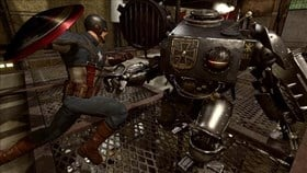 Captain America: Super Soldier Screenshots