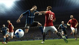 Lots of Pro Evolution Soccer 2012 Screenshots
