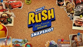 Kinect Rush: Snapshot Joins the Marketplace