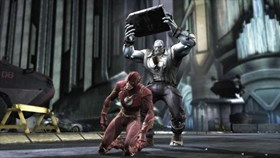 Injustice: Gods Among Us Developer Diary