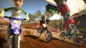 Two Screens Emerge for Avatar Motocross Madness