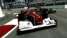 F1 2012 E3 Trailer Races In