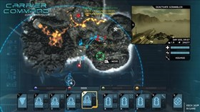 Carrier Command: Gaea Mission Teaser Surfaces