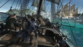 Assassin's Creed III Naval Battle Trailer